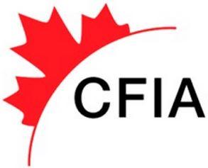CFIA Logo